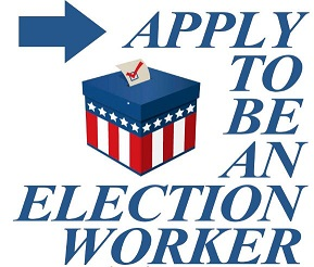 Apply to be an Election Worker